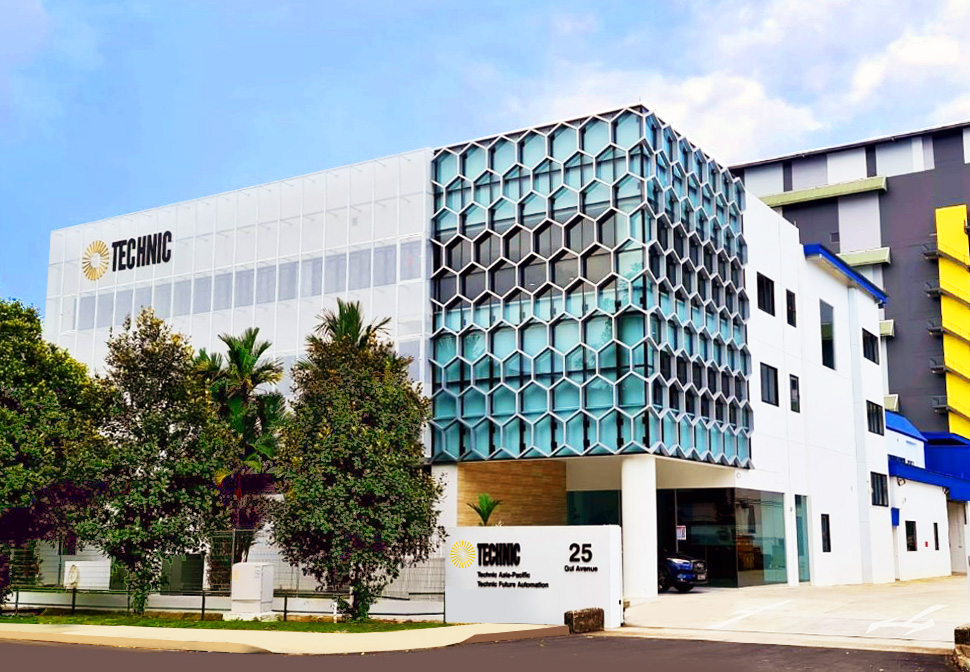 Newly Expanded Technic Asia Pacific (TAP) Facility Singapore