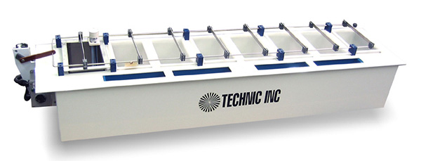 Mini Electroless Copper Plating Line