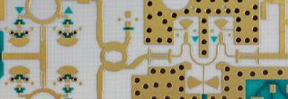 gold plated PCB board