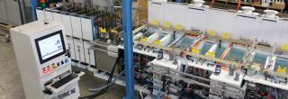 Automatic plating production line from Technic Equipment Division