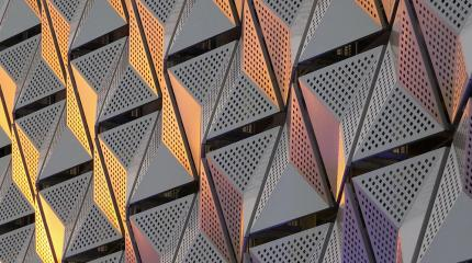 Anodized Architectural Panels