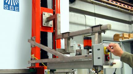 Technic Equipment Division offers Automate Processing Equipment: SBE Hoist Details