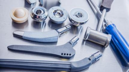Finishing for medical devices