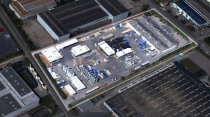 New Technic Semiconductor Chemical Production Facility in Amiens, France