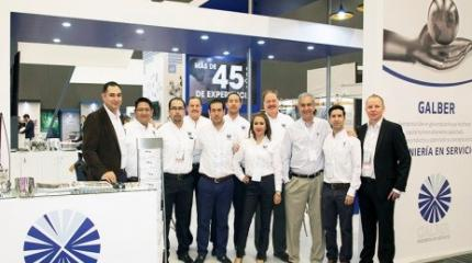 technic galber surface finishing mexico 2018