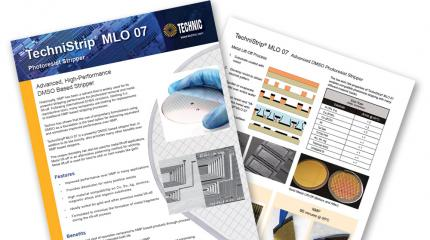 Photoresist Remover, TechniStrip® MLO-07