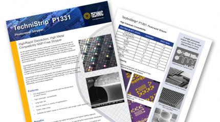 Photoresist Stripper for positive and negative resins, TechniStrip® P1331