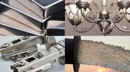Boron Free High Performance Nickel Process for General Metal Finishing and Decorative Applications
