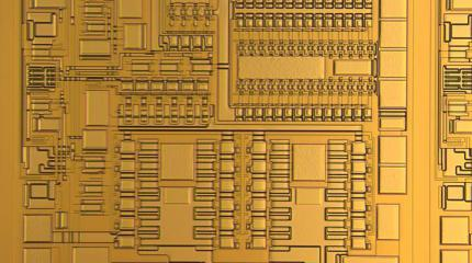Precious Metal, Gold: Technic, Semiconductor electroplating