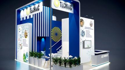 Technic France Booth 4257, Hall A4 at Semicon Europa, Munich, Germany, November 13-16, 2018