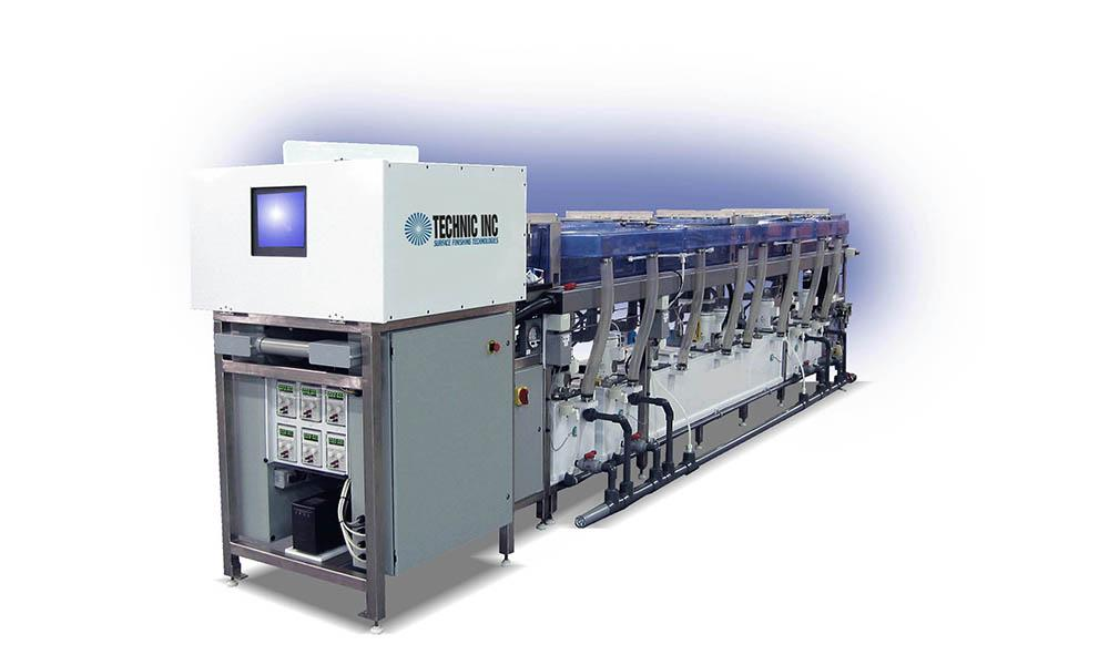 CDP2000 Controlled Depth Pin Plating Processin