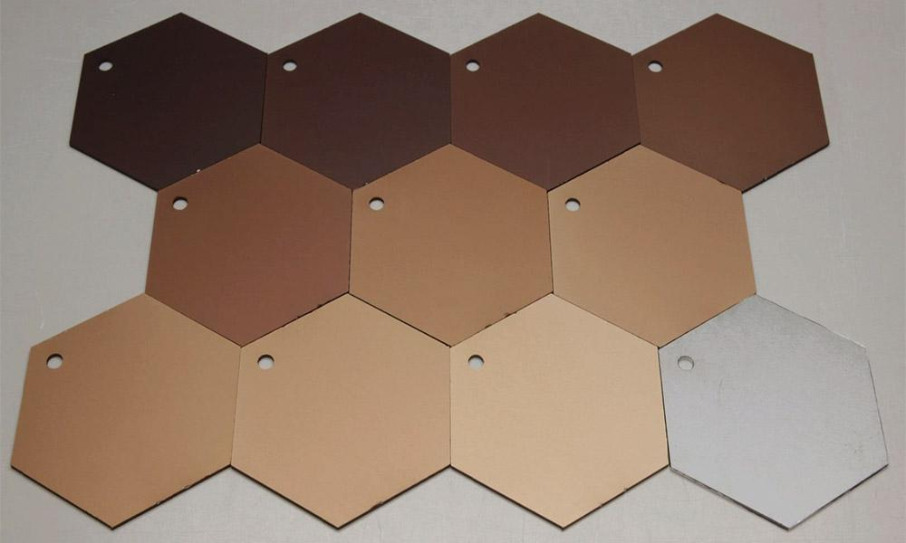 Terra Anodizing Samples