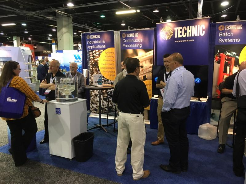 Technic Booth at SUR/FIN 2019