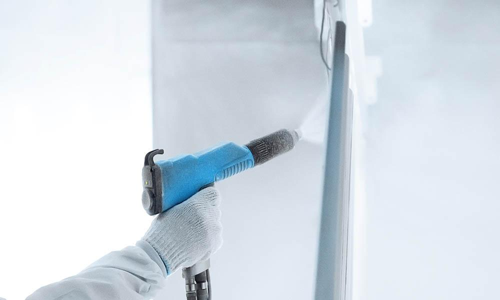 Cleaners for Powder Coating Applications