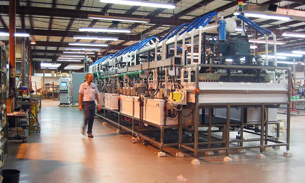 Surface Finishing Technologies (SFT) Clearwater, FL USA