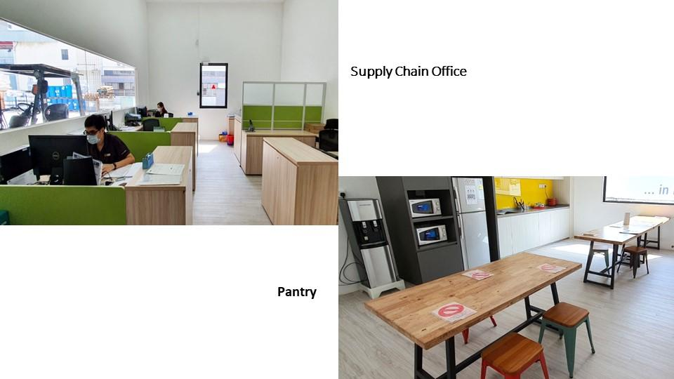 Supply Chain Office