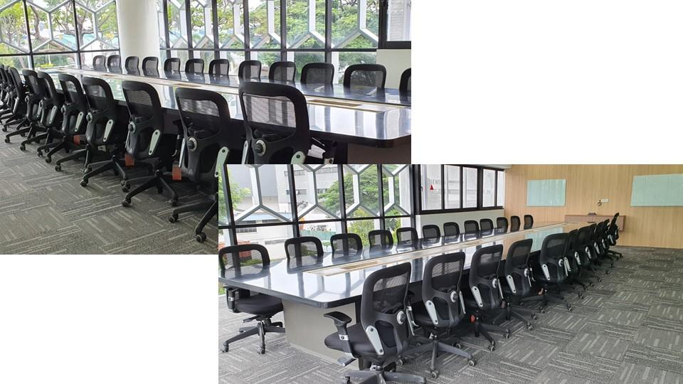 Executive Conferencing, Training and Media Room