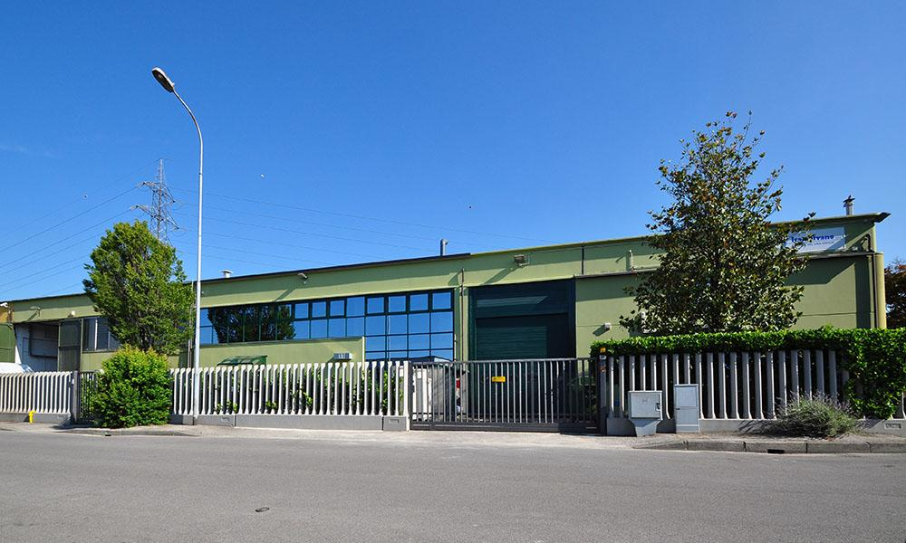 Technic Italy (Italgalvano), Sales/Service Office, Manufacturing Facility, Technical Labs, Lodi Vecchio, Italy