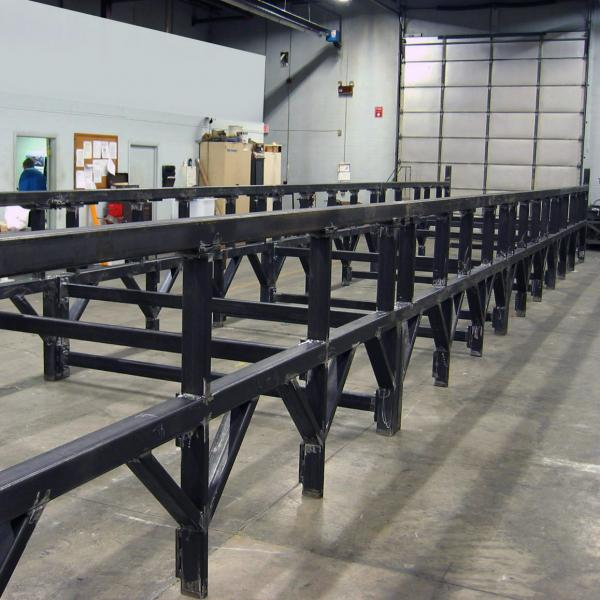 Technic Equipment Division: Line Structure