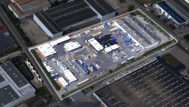 Technic's new Semiconductor Chemical Production Facility in Amiens, France