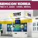 Technic Booth Semicon Korea 2020